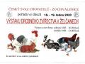 Český svaz chovatelů - ZO Chválenice - Výstava drobného zvířectva v Želčanech 1
